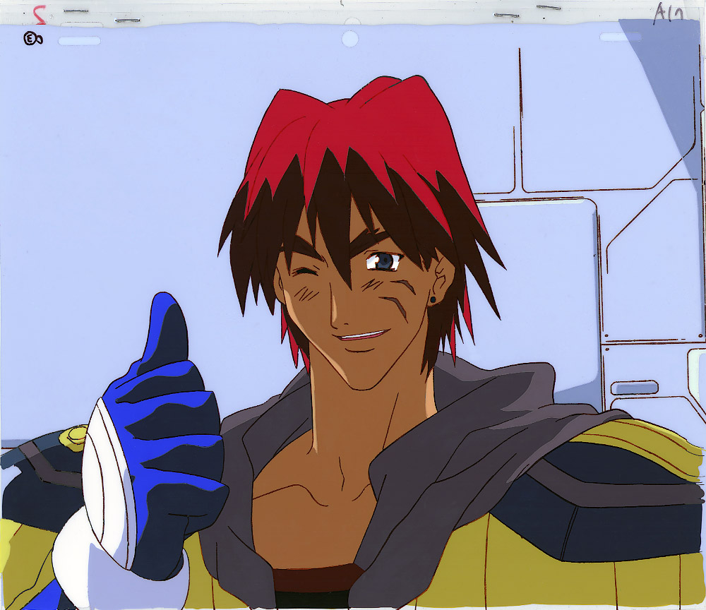 266416134182182090 also 1 in addition Punch moreover Tank yoko kanno youtube besides 272794 Faye Valentine Spike Spiegel Gif. on cowboy bebop thumbs up