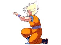 Invisible Gohan