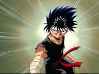 Hiei attacks