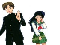 Hojo and Kagome